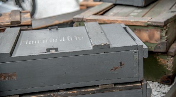 木箱包装卡板问题现场解决