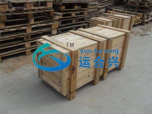 木箱在运输过程中应该注意的方面