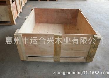 揭阳实木箱